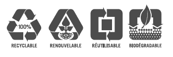 différents logo répondant aux normes européennes