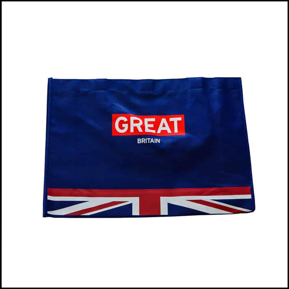 un sac publicitaire réutilisable en tissu non tissé | Print Emballages