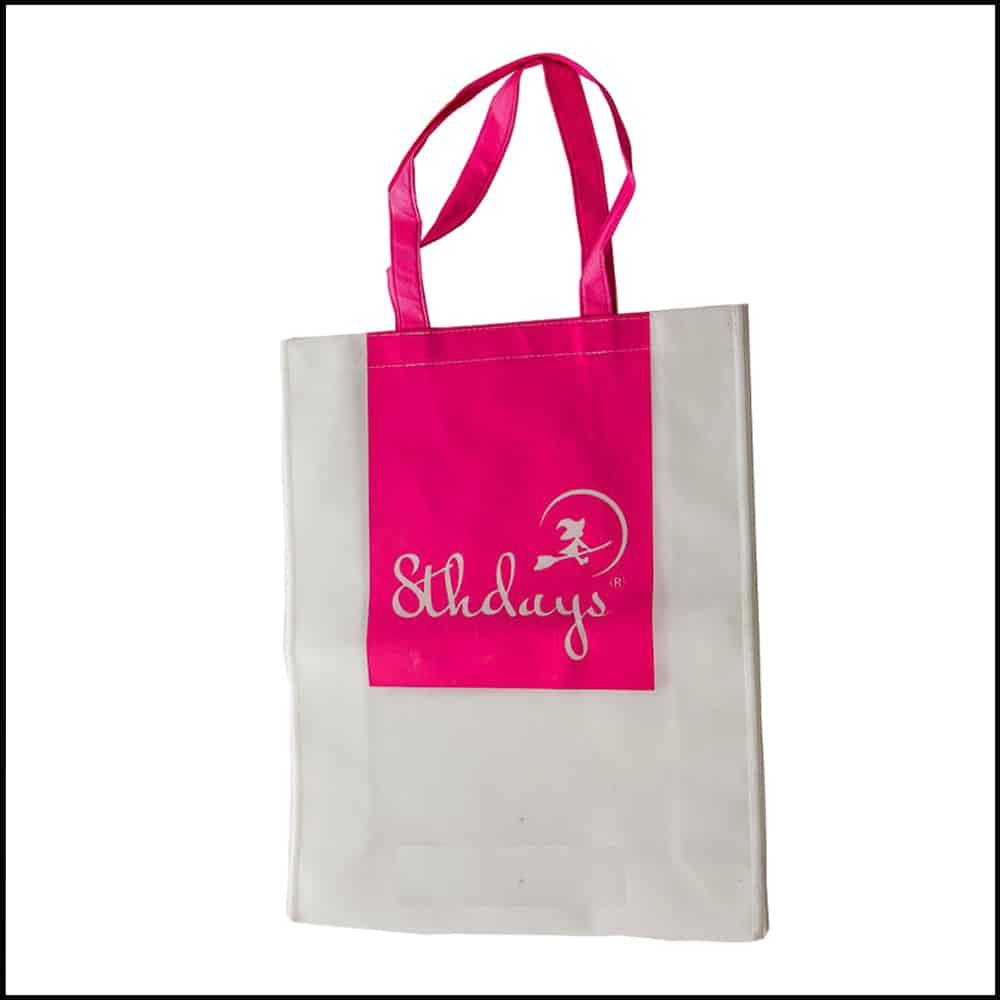 un sac réutilisable pour shopping