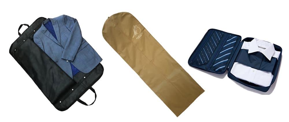 housses costumes pour chemises, robes et cravates