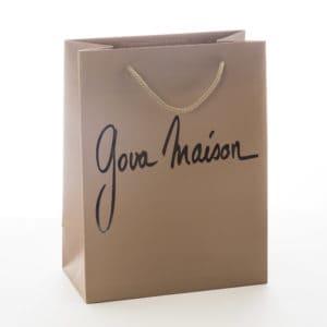 un sac cadeau personnalisé