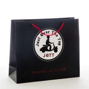 un sac papier pelliculé pour JOTT