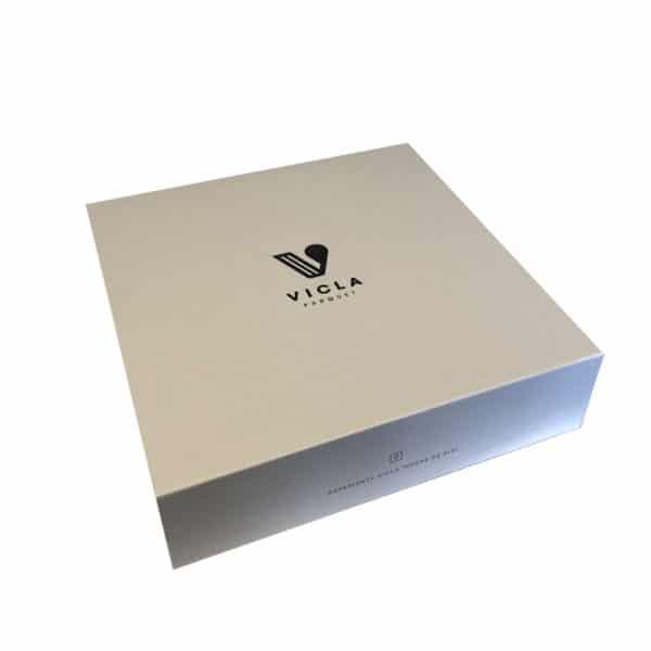 une boîte cadeau de luxe