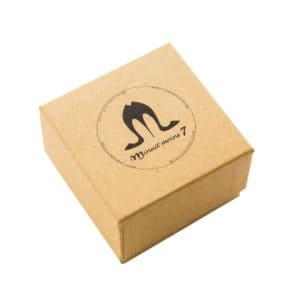 une boîte sur-mesure pour chaussure