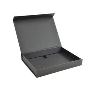 une boîte cadeau pour des entreprises