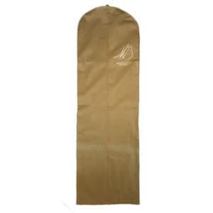 une housse pour robe de mariée personnalisable